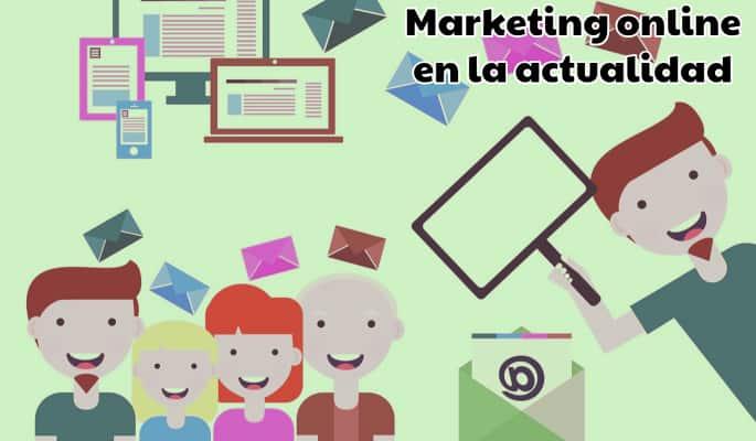 Marketing online en la actualidad