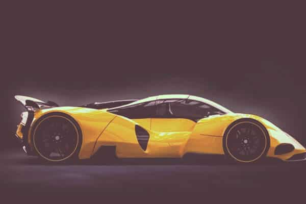 coche caro