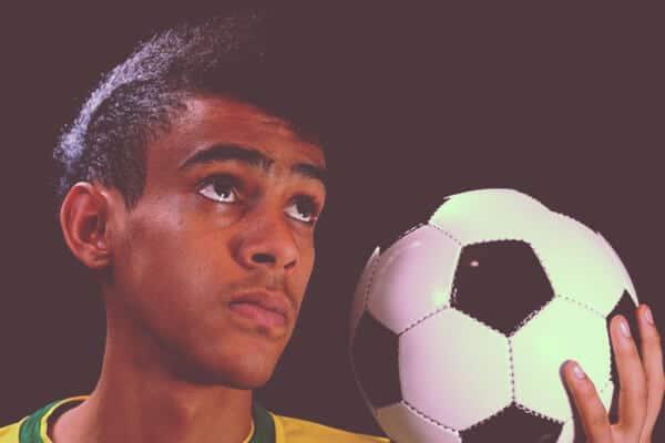 jugador futbol champions